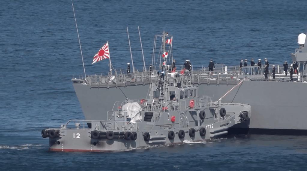 JS Maya (DDG-179). Фото: ЗМІ Японії