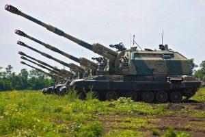 Військові приготування Росії у 2019 році