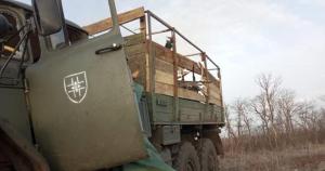 Опублікували наслідки обстрілу ЗіЛ-131 ЗСУ