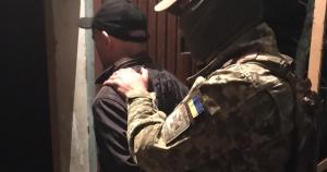 """Бойовика """"ДНР"""" затримали в Краматорську"""