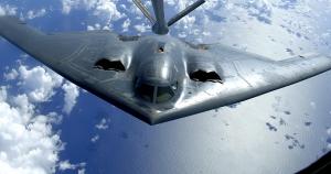 США перекинули бомбардувальники В-2 в Європу