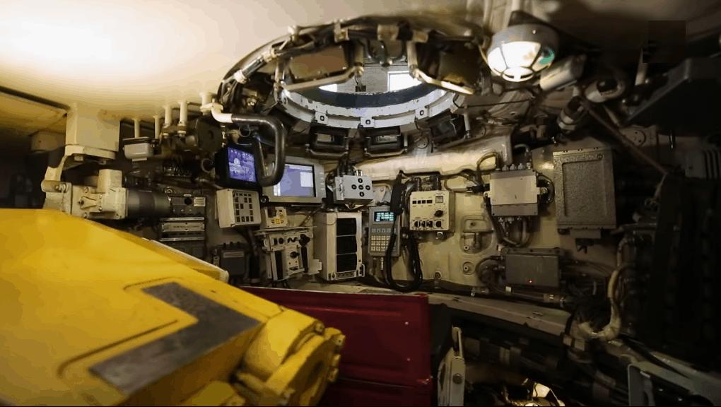 Бойове відділення Т-90М. Фото: ЗМІ РФ