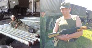 Российский солдат гордится обстрелами украинцев на Донбассе
