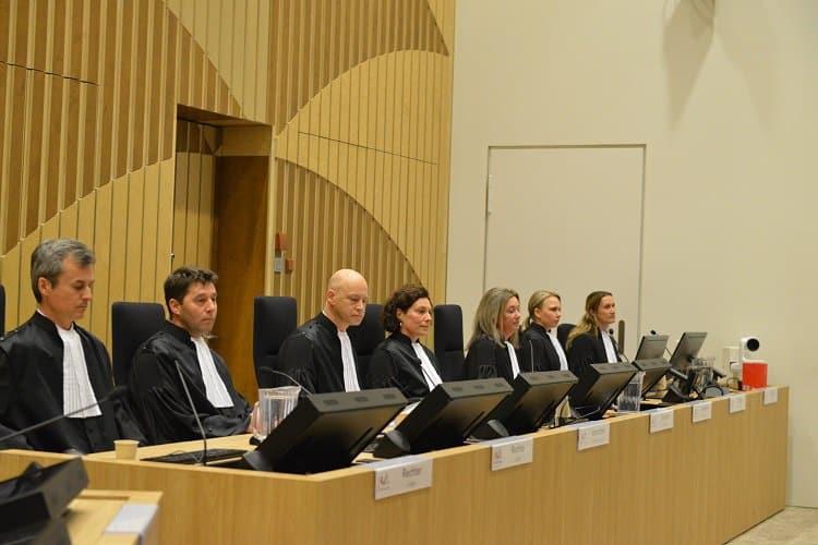 Колегія суддів у розгляді щодо трагедії MH17