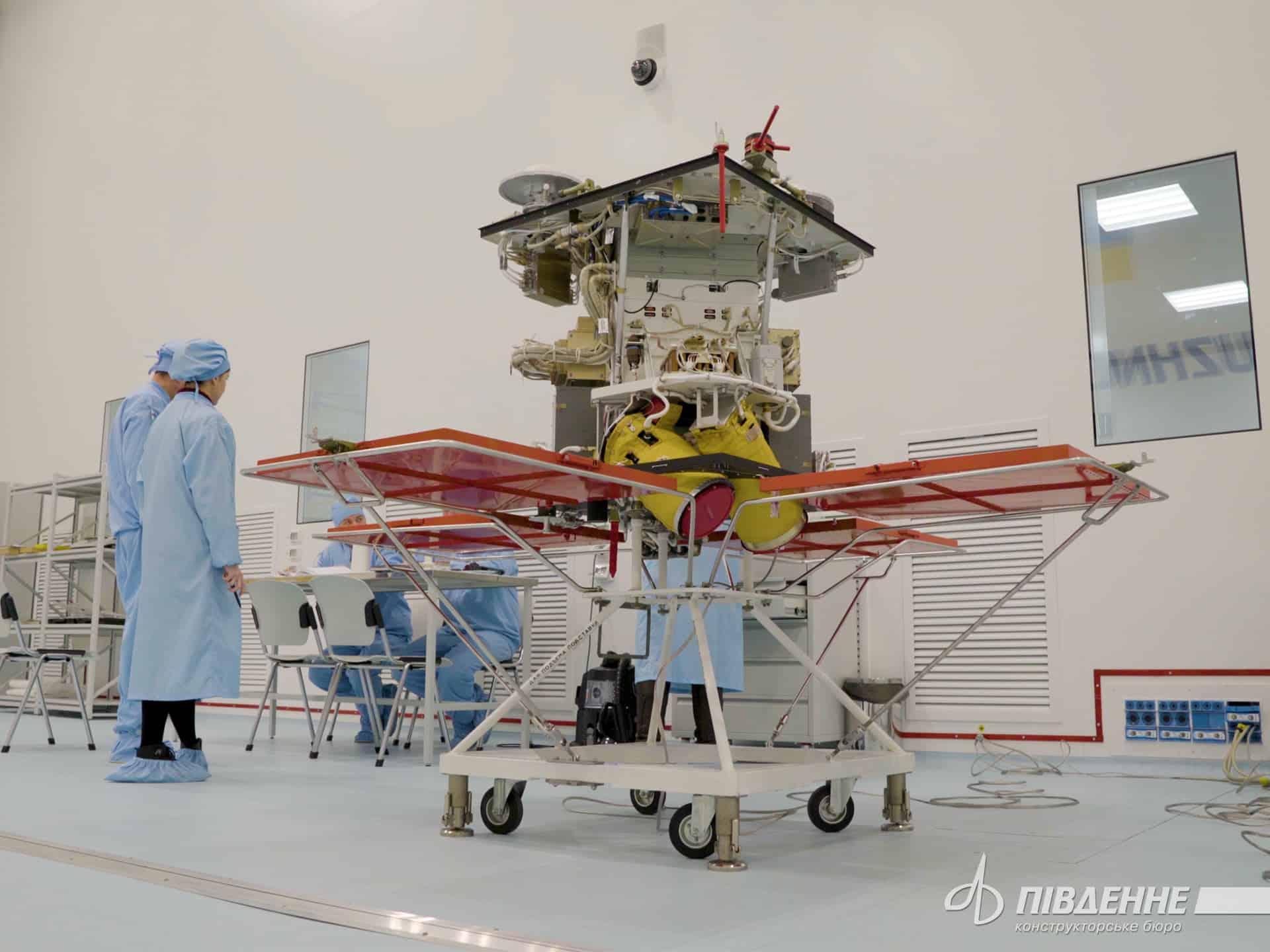 Супутник ДЗЗ «Січ-2-1»