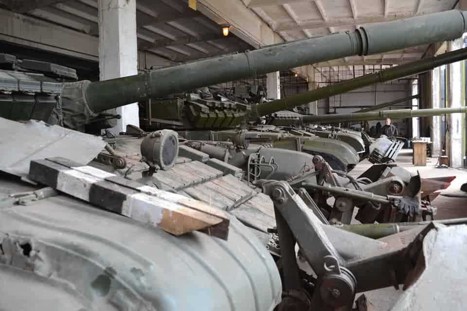Фото: 17-та окрема танкова бригада