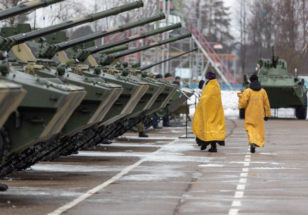 БМД-4М 76-ї дивізії ВДВ