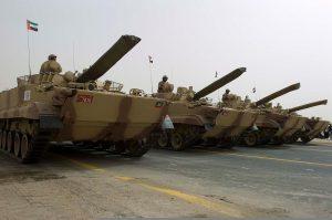 Україна експортувала в ОАЕ 30-мм стволи до БМП-3