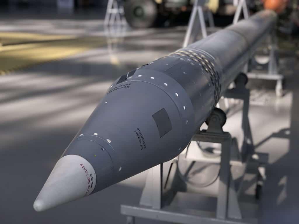 Боєприпас до ракетного комплексу Вільха