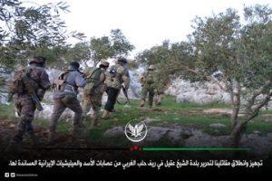 Війна Туреччини з сирійським режимом  – станом на 5 березня 2020 р. (ранок)