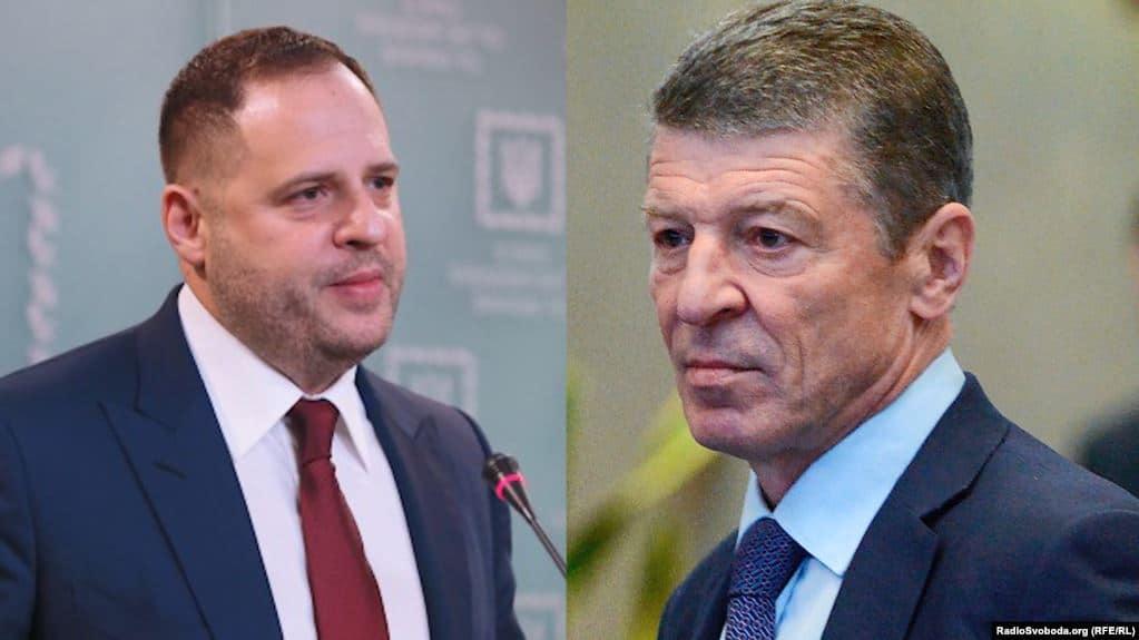 """В """"Слузі народу"""" розкритикували домовленості Єрмака у Мінську"""