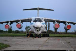 Стало відомо який Іл-76МД дообладнають до вимог ІКАО