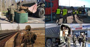 Збройні сили Польщі забезпечують карантинний режим у країні
