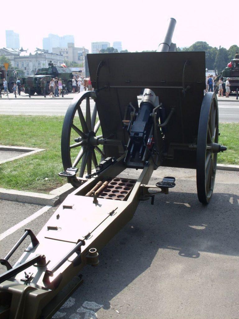 Казена частина салютної гармати 2A28SP-94