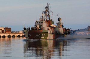 Морська охорона купує ЗІП для генератора корабля «Донбас»