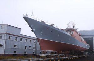 Чорноморський флот Росії поповниться новим корветом