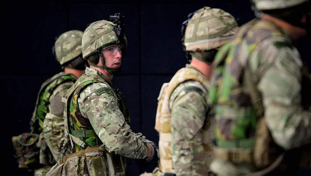 Морські піхотинці Великої Британії