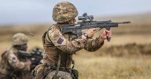 Британія кредитує бажаючих придбати її зброю