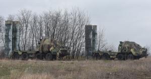 ЗСУ провели навчання з протиповітряної обороні з С-300