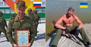 Викрили російського солдата який воював на Донбасі