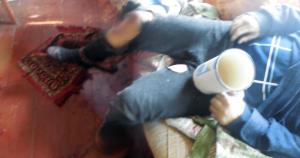 На російських мінах підриваються мирні жителі