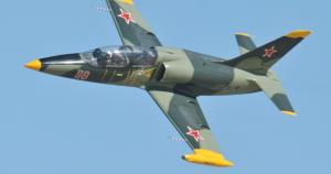 У Росії розбився літак L-39, пілот загинув