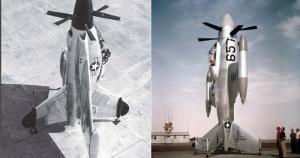 Літаки вертикального зльоту і посадки. Початок шляху