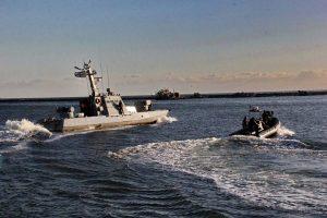 Військове керівництво оглянуло територію майбутньої ВМБ в Бердянську