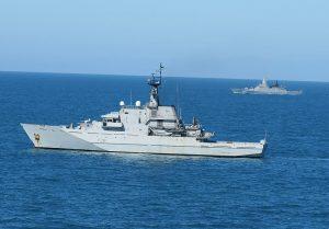 Британці задіяли 9 кораблів для супроводу кораблів ВМФ РФ