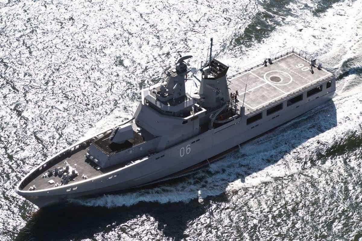 Патрульний корабель класу Arafura