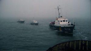 Сьогодні 6 років виходу кораблів Морської охорони з Керчі