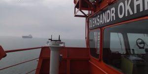 «Олександр Охрименко» вперше вийшов у море як судно ВМС