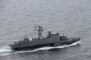 «Прилуки» виконав низку навчально-бойових завдань у Чорному морі