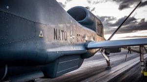 В НАТО опановують розвідувальні безпілотники