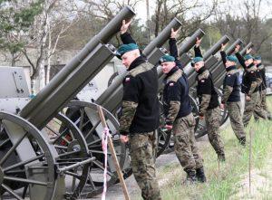 Польські салютні гармати