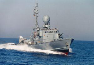Німецькі «Гепарди» для флоту України