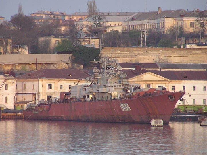 Сторожовий корабель Чорноморського флоту «Беззавєтний» переданий Україні де отримав назву «Дніпропетровськ»