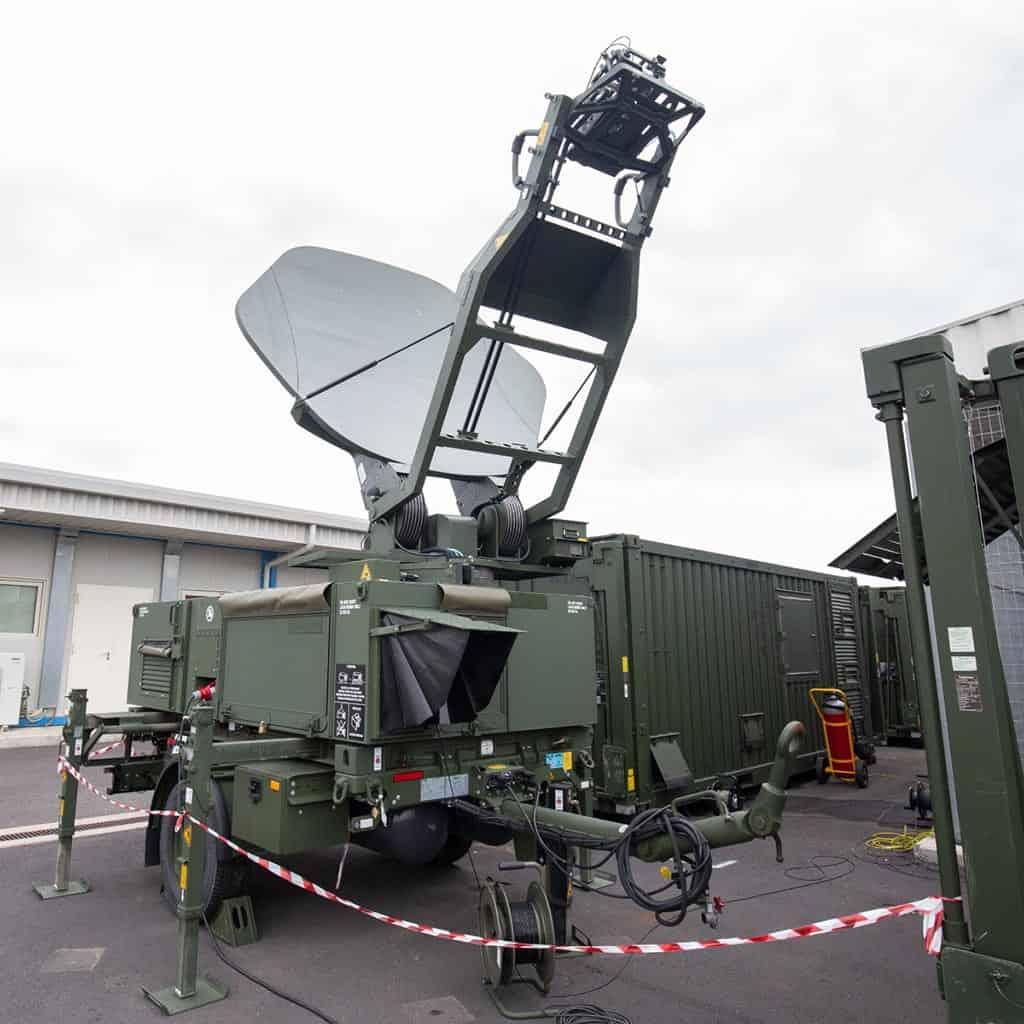 Система управління розвідувальними безпілотниками RQ-4D Phoenix