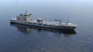 ВМС Індії отримають п'ять кораблів забезпечення FSV
