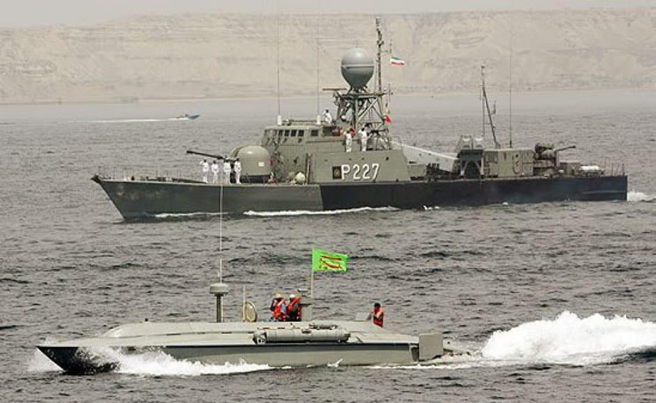 Taedong-B на випробуваннях (на фото нижче) в Ірані