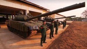 ЗС М'янми нанесли удар по цивільним в штаті Аракан