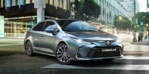 СБУ купує автомобілі Toyota Corolla