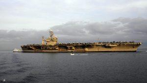 Авіаносець США призупинив похід в Тихому океані через Covid-19