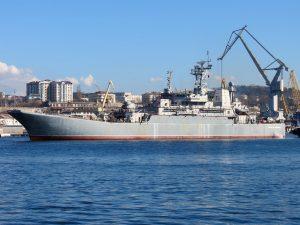 Росія перебазувала захоплені у 2014 році кораблі