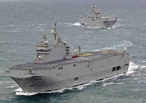 Франція задіє десантні кораблі для протидії Covid-19