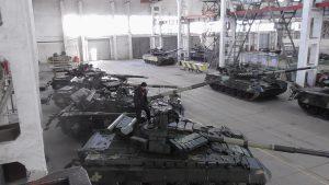 ХБТЗ передав ЗСУ 13 одиниць модернізованої техніки