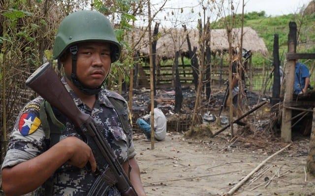 Військовий ЗС М'янми