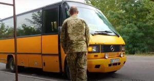 COVID-19 у Києві: військові з перепустками для громадського транспорту