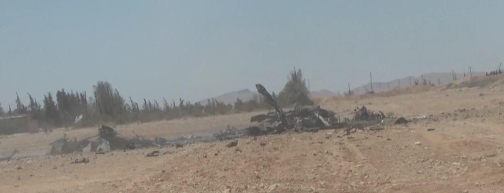Знищенний Ми-35М Росії