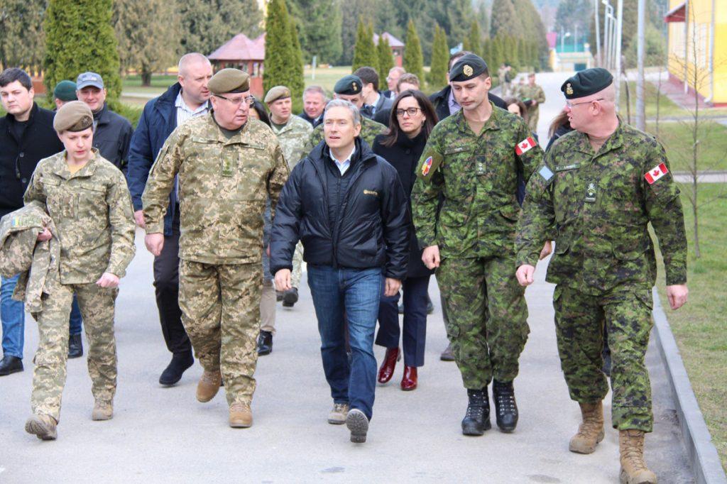 Міністр закордонних справ Канади Франсуа-Філіп Шампань
